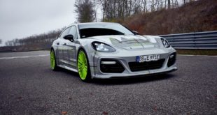 Porsche Panamera Sport Turismo E Hybrid TechArt GrandGT Tuning 5 310x165 Video: PD550 Widebody Mercedes Benz X Klasse by Prior Design