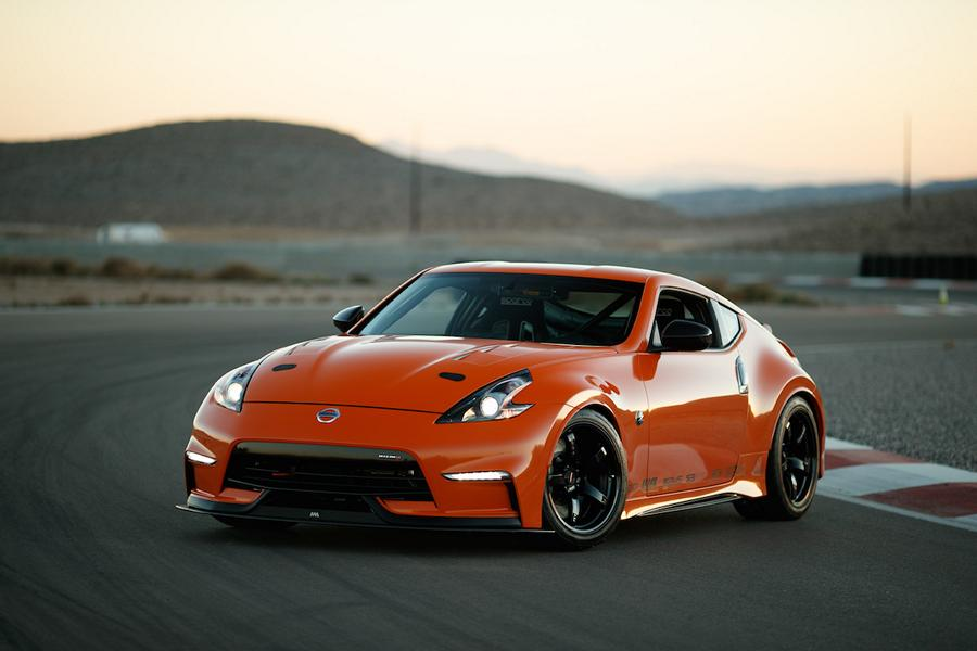 Project Clubsport 23 Nissan 370Z Nismo Sema Tuning 1 +400 PS im Nissan 370Z Nismo als Project Clubsport 23