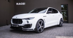 RACE South Africa Mansory Maserati Levante Widebody 1 310x165 Volles Programm: RACE! South Africa Mansory Maserati Levante
