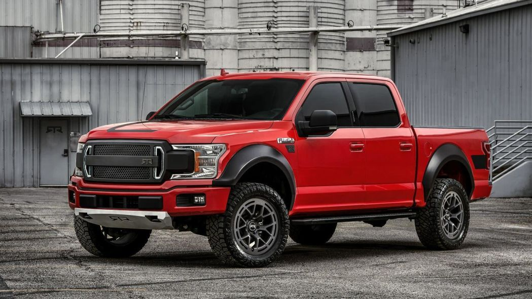 RTR Vehicles 2019 Ford F 150 RTR Tuning 1 RTR Vehicles   2019 Ford F 150 RTR mit über 600 PS