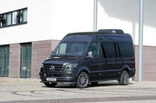 "SP Stream Tuning Hartmann Mercedes Sprinter Vansports V907 V910 7 310x205 ""SP Stream"" Veredlung am Mercedes Sprinter by Vansports"