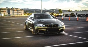 SR66 Design Widebody Kit BMW 4er Coupe F32 Tuning 4 310x165 Sharp R8   SR66 Design Audi R8 Spyder mit Widebody Kit