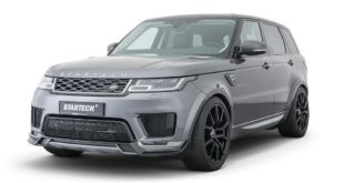 STARTECH Range Rover Sport MY 2018 Tuning Widebody 2 310x165 Carbon Body: Range Rover Velar von Urban Automotive