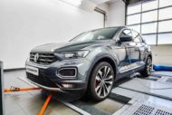 Speedbuster VW T Roc 1.5 TSI Chiptuning EA211 1 190x127 Top: 181PS & 321NM im Speedbuster VW T Roc 1.5 TSI