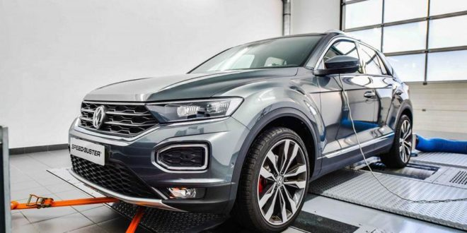 Top: 181PS & 321NM im Speedbuster VW T-Roc 1.5 TSI