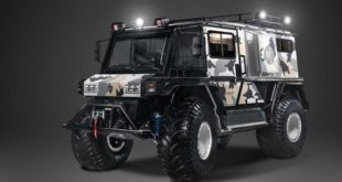 Technoimpulse Rocket Z 210 91 6x6 Tuning 6 310x165 Ab ins Gelände   der Technoimpulse Rocket Z Offroader