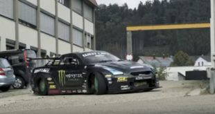 The Driftenberg Project Nissan GT R Widebody 310x165 Unglaubliche Power   700 PS im Nissan Juke R SVM 700R