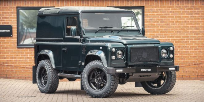 Brandneu – 80 x Twisted Tuning Land Rover Defender