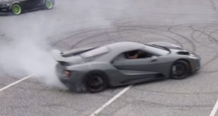 Vaughn Gittin Jr. guida il video Ford GT Performance 310x165: Vaughn Gittin Jr. ora guida Ford GT da Ford Performance