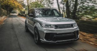 Widebody Kahn Design Range Rover SVR Pace Car First Edition 2019 Tuning 1 310x165 23 Zöller & mattschwarz: Bentley Bentayga by Kahn Design