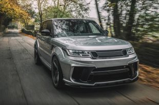 Widebody Kahn Design Range Rover SVR Pace Car First Edition 2019 Tuning 1 310x205 Widebody Kahn Design Range Rover SVR Pace Car First Edition