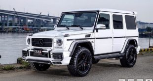 ZERO Design Bodykit Mercedes G63 AMG Tuning 11 310x165 Vorschau: Urban Automotive Mercedes G63 AMG (W463)