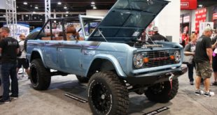 1966 Ford Bronco Maxlider Motors Tuning 25 310x165 Video: 700 PS BMW X5M Power im ZIL 130 Lastkraftwagen
