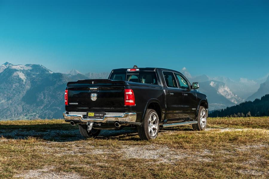 2019 Dodge Ram 480 PS Kompressor O 2 O.CT TUNING: 2019 Dodge Ram mit 480 PS Kompressor Kit