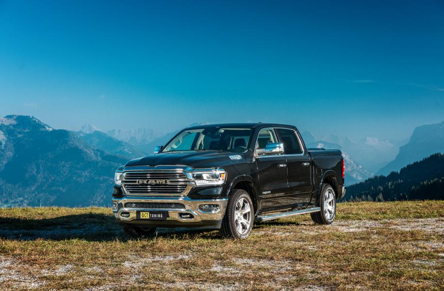 2019 Dodge Ram 480 PS Kompressor O 6 O.CT TUNING: 2019 Dodge Ram mit 480 PS Kompressor Kit