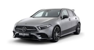 "2019 Mercedes A Klasse W177 Tuning Brabus 2 310x165 Stromer: BRABUS Ultimate E Shadow Edition ""1 of 28"""