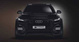 AUDI Q8 Widebody Aero Kit Prior Design PD880 PD800 Tuning 310x165 Vorschau: AUDI Q8 Widebody Aero Kit von Prior Design
