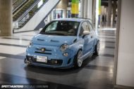 Abarth 595 Turismo Fiat 500 Carbon Widebody Kit Tuning 1 190x127 Abarth 595 Turismo (Fiat 500) mit Carbon Widebody Kit