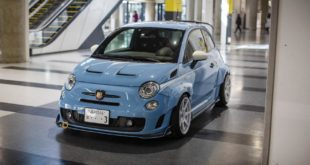 Abarth 595 Turismo Fiat 500 Carbon Widebody Kit Tuning 1 310x165 Extremer Umbau   320 PS Fiat Abarth 595C Widebody