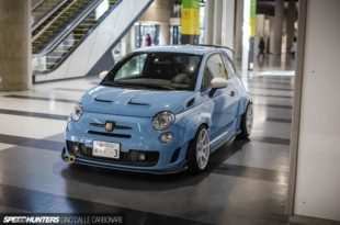 Abarth 595 Turismo Fiat 500 Carbon Widebody Kit Tuning 1 310x205 Abarth 595 Turismo (Fiat 500) mit Carbon Widebody Kit