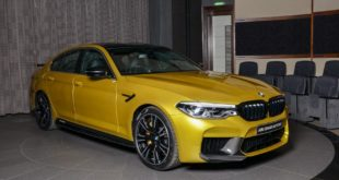 Austin Yellow BMW M5 Competition F90 Schnitzer Tuning 18 310x165 Austin Yellow: BMW M5 Competition F90 von Abu Dhabi Motors