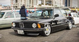 BMW 323i E21 Ferrari 348 Tuning 2 310x165 Krass: BMW E24 6er mit Coutner Japan CSL Widebody Kit