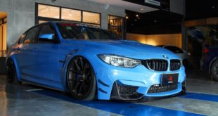BMW F80 Airride HRE P101 Tuning Carbon 4 310x165 BMW F80 M3 Competition von M&D auf Z Performance Alus