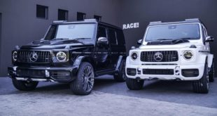 Brabus 700 Mercedes G Klasse W463 2018 Tuning 1 310x165 Mercedes S65L AMG mit Brabus Parts von RACE! South Africa