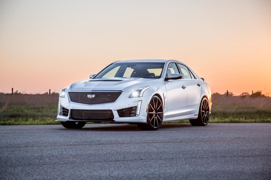 Cadillac CTS V HPE1000 Hennessey Performance Tuning 6 Cadillac CTS V mit 1.000PS von Hennessey Performance