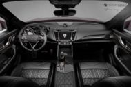Carlex Design Maserati Levante Interieur 4 190x127 Black Beauty   Carlex Design Maserati Levante Interieur
