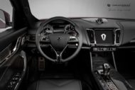 Carlex Design Maserati Levante Interieur 5 190x127 Black Beauty   Carlex Design Maserati Levante Interieur