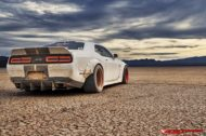 Dodge Challenger Hellcat Widebody Clinched Ferrada Wheels Mopar 11 1 190x126 Mega breit: Dodge Challenger Hellcat Widebody by Clinched