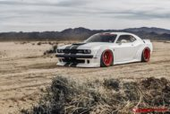 Dodge Challenger Hellcat Widebody Clinched Ferrada Wheels Mopar 14 190x127 Mega breit: Dodge Challenger Hellcat Widebody by Clinched