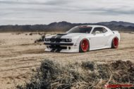 Dodge Challenger Hellcat Widebody Clinched Ferrada Wheels Mopar 2 1 190x127 Mega breit: Dodge Challenger Hellcat Widebody by Clinched