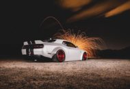 Dodge Challenger Hellcat Widebody Clinched Ferrada Wheels Mopar 5 190x130 Mega breit: Dodge Challenger Hellcat Widebody by Clinched