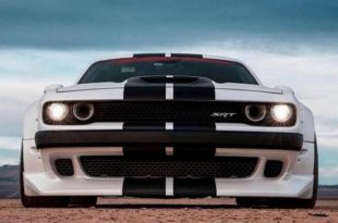 دودج تشالنجر Hellcat Widebody مقعرة عجلات فيرادا موبار 6 1 310x205 Mega wide: دودج تشالنجر Hellcat Widebody by Clinched