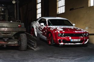 دودج تشالنجر RT PD900HC Widebody Prior Tuning Schmidt Gambit 2 310x205 Killer: M & D Exclusive Dodge Challenger R / T PD900HC