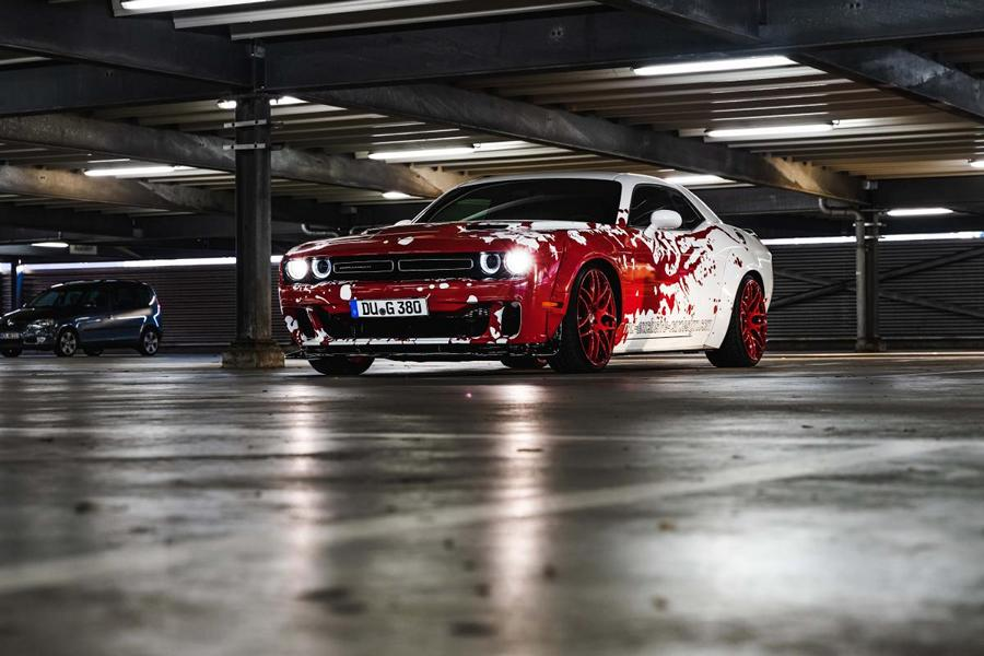 Dodge Challenger RT PD900HC Widebody Prior Tuning Schmidt Gambit 23 Killer: M&D Exclusive Dodge Challenger R/T PD900HC