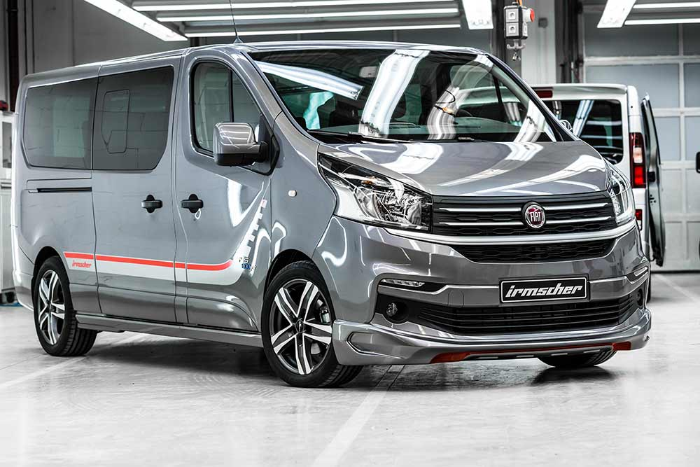b81a173d48 Fiat Talento Sportivo Shuttle Irmscher Tuning 3 The Fiat Talento Sportivo  Shuttle with Irmscher tuning
