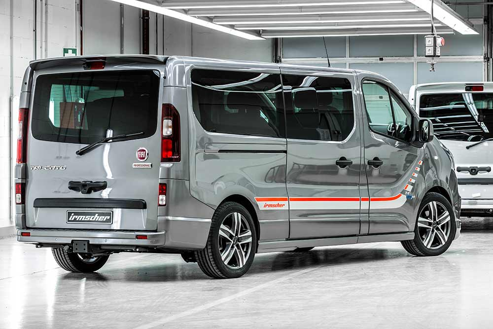 2c9084e1d6 Fiat Talento Sportivo Shuttle Irmscher Tuning 6 The Fiat Talento Sportivo  Shuttle with Irmscher tuning
