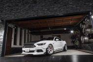 Ford Mustang R Bodykit Tuning Edge Customs 1 190x127 Ford Mustang mit R Bodykit vom Tuner Edge Customs