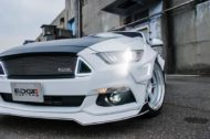 Ford Mustang R Bodykit Tuning Edge Customs 7 190x126 Ford Mustang mit R Bodykit vom Tuner Edge Customs