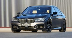 G POWER BMW M760Li xDrive G11 G12 Tuning 4 1 310x165 Luxusdampfer mit 700 PS: G POWER BMW M760Li xDrive