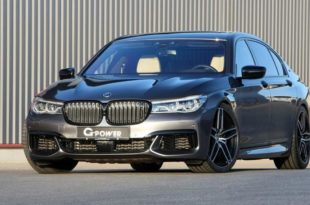 G POWER BMW M760Li xDrive G11 G12 Tuning 4 1 310x205 Luxusdampfer mit 700 PS: G POWER BMW M760Li xDrive