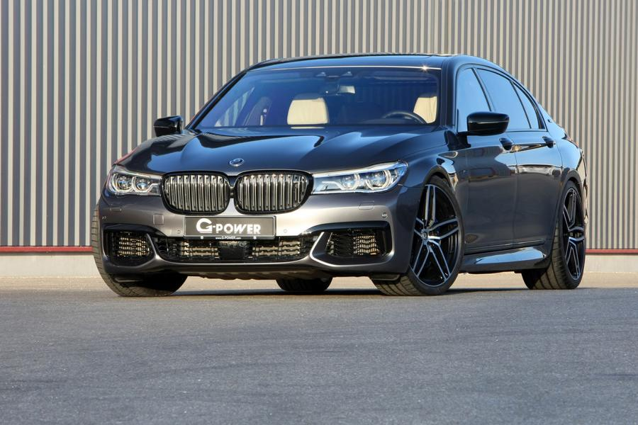 G POWER BMW M760Li xDrive G11 G12 Tuning 4 Luxusdampfer mit 700 PS: G POWER BMW M760Li xDrive