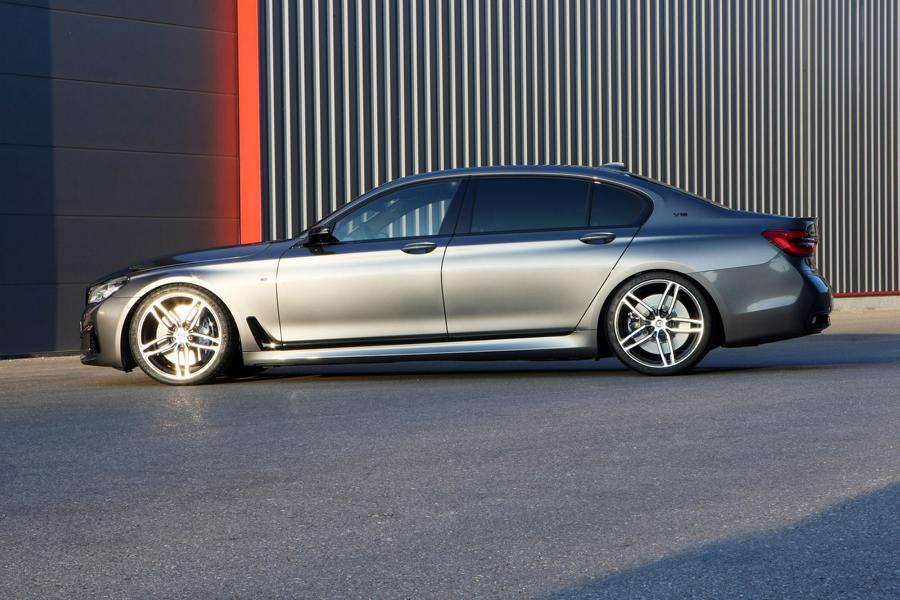 G POWER BMW M760Li xDrive G11 G12 Tuning 5 Luxusdampfer mit 700 PS: G POWER BMW M760Li xDrive