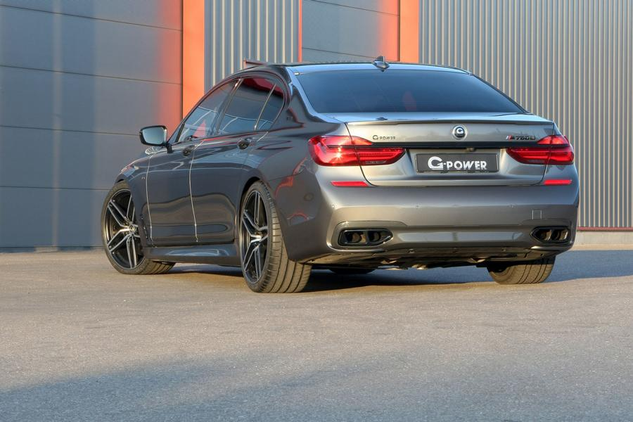 G POWER BMW M760Li xDrive G11 G12 Tuning 6 Luxusdampfer mit 700 PS: G POWER BMW M760Li xDrive