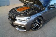 G POWER BMW M760Li xDrive G11 G12 Tuning 7 190x127 Luxusdampfer mit 700 PS: G POWER BMW M760Li xDrive