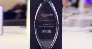 HR Premio Best Brand Award Tuning 2018 310x165 Mehr Dynamic trotz Downsizing: H&R Sportfedern auch für die Porsche Macan 4 Zylinder Modelle