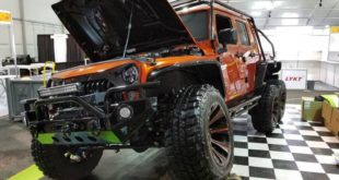 Hellcat V8 6x6 Jeep Wrangler Pickup Tuning 10 310x165 Huge: Ford F550 6x6 Super Duty from the Diesel Brothers!